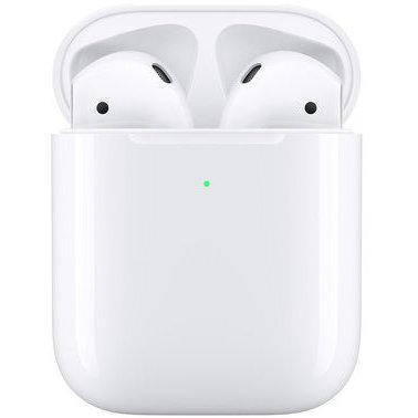 Apple AirPods (2019) with Wireless Charging Case (MRXJ2) (Наушники)(SGMVD2LTXJMMT)