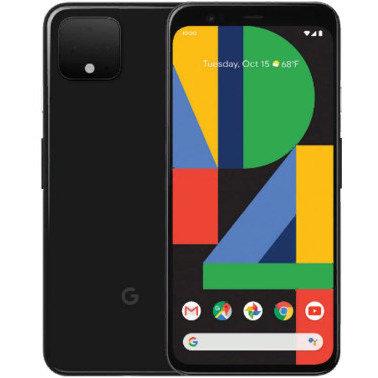 Google Pixel 4 6/64GB Just Black (356732101342341)