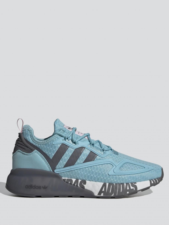 Кроссовки fashion Adidas ZX 2K BOOST модель FX7057
