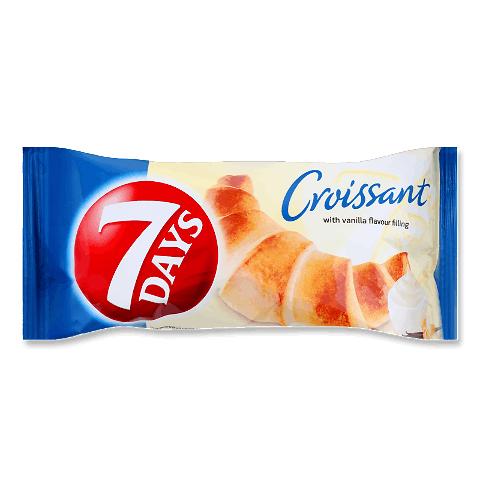 Круасан 7 Days міді з кремом «Ваніль»